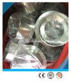 Безшовная нержавеющая сталь ANSI B16.9 304/316 концов Stub