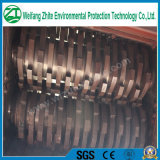 L'OEM a reçu la perte de plastique/en bois/pneu/pneu/Rubber/PCB/Kitchen/l'usine défibreur de mitraille/broyeur de mousse/déchets municipaux