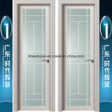 Puerta de oscilación de aluminio de la estación promocional y del precio promocional
