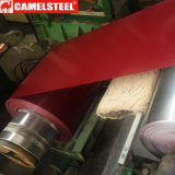 La qualité principale a enduit la bobine d'une première couche de peinture en acier enduite par couleur