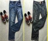 良質は衣服/使用された混合された人のジーンズを使用した