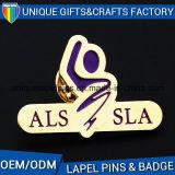 Distintivo su ordinazione particolare del metallo di marchio