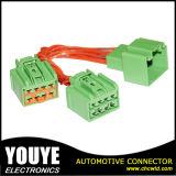 Harness eléctrico del alambre del automóvil del dispositivo de la ventana para Ford