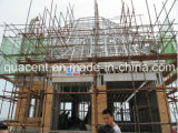 Insulated Prefab Steel House 적당한과 Well