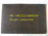 Anti-Fadiga Parous Parlor Rubber Ring Mat, Rubber Floor Mat