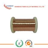 Legierungsdraht 0.1mm kupfernen Nickels des gute der Qualitäts CuNi2 CNW-5/GCN5W auf Lager