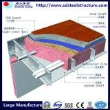Neue Stahlc$haus-olympia Gebäude-Bewegliche Stahlstahlgebäude