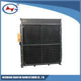 Sy970: Radiador de aluminio del agua para el motor diesel