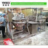 Cocina tratada con vapor descargada vía tipo de colada con la rueda de mano (SC200)