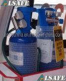 10L救急車はアルミニウム酸素タンクの結め換え品に装備した