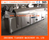 Máquina de descascamento vegetal, equipamento de descascamento Tstd-80 da fruta e verdura