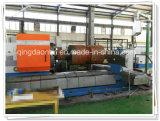 Lathe CNC высокого качества сверхмощный для подвергать длинний вал механической обработке (CG61125)