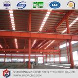 Gruppo di lavoro pesante prefabbricato della struttura d'acciaio