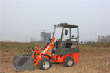 Everun Er06 Mini Wheel Loader con Highquality Pallet Forks da vendere