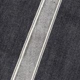 черный тип Selvedge 13oz с тканями 10535 джинсовой ткани Unsanforized