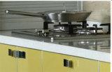 Glatte lamellierte MDF-Küche-Möbel (zx-061)