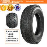 295 / 75R22.5 Nuevo Modelo chino caliente de la venta de neumáticos sin cámara de camión