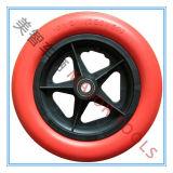아이들의 차 바퀴, 유모차 장난감 및 다른 특별한 차량 바퀴를 위한 10 인치 폴리우레탄 거품 바퀴