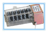 Счетчик 5+1 числа механически с крышкой PC для метра
