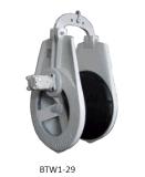 Haisun hydraulischer vulkanisierter üblicher Energien-Marinegummiblock Btw1-36A