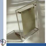 Plexiglass clair/bâti acrylique de photo avec des aimants