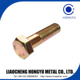 Noix Hex ordinaire DIN934 d'acier du carbone de Zp
