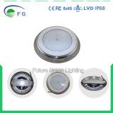 Lumière de piscine de l'acier inoxydable DEL du contrôle 316 du WiFi DMX