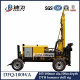 Machine hydraulique d'équipement de foret de roche de DTH Dfq-100W