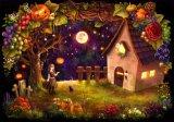 カスタマイズされるHalloweenのギフトHalloweenの装飾の絵画