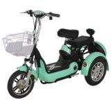 Motorino elettrico della rotella calda di vendita tre per gli anziani di 500W