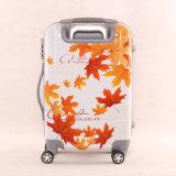 Stampa delle foglie di acero 3 sacchetti stabiliti del carrello di corsa dei bagagli di PCS i migliori