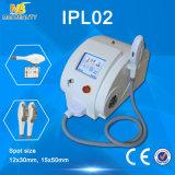 新しいポータブルIPL Shrの毛の取り外しMachine/IPL+RF/IPL Shr中国製