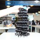 브라질 깊은 파 100% 인간적인 Virgin 머리, 브라질 머리 (KBL-BH)