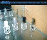 Nachfüllbare leere Glasnagellack-Flasche mit Quirl