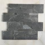 18*35cm 자연적인 돌 건설물자 편평한 문화 돌