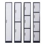 Colorfull ha personalizzato l'armadio di memoria d'acciaio del metallo dell'ufficio