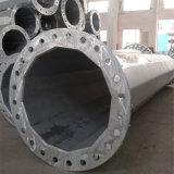 Potência pólo de aço galvanizada fabricante