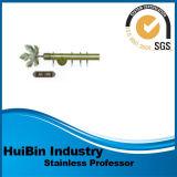Logotipo feito-à-medida da cópia a melhor tubulação da cortina de Rod de cortina do indicador