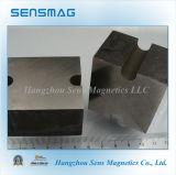 Fertigung warf permanente Magneten des Block-AlNiCo8