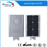 One LED Solar Street Light에 있는 세륨 RoHS IP66 Sensor All