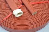 Втулка изоляции термально шланга стеклоткани защитная огнезащитная