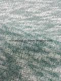 Hacci T/C 60/40, 150GSM, tessuto di lavoro a maglia del filato del ringrosso singolo per tuta sportiva
