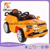 Passeio no carro elétrico das crianças da função da absorção de choque do brinquedo das crianças
