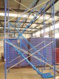 """armature d'échelle de double d'échafaudage de la construction 5 ' *6'4 """" (FF-432B)"""