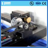 Mini prezzo di carta della macchina per incidere di taglio del laser di vetro del CO2 6040