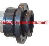 Compteur de débit intégré en plastique de rotamètre pour les eaux résiduaires, etc.