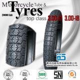 オートバイのタイヤのタイヤのスクーターのタイヤのKekeのタイヤの内部管ATVのタイヤ3.00-18 2.75-18