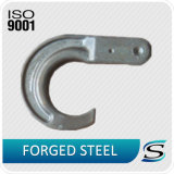 Soem-Stahlschmieden-Teil mit der CNC maschinellen Bearbeitung