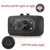 Камера автомобиля кулачка черточки H. 264 автомобиля DVR GS8000L полная HD 1080P