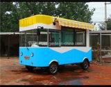 Передвижной киоск/Moving автомобиль трактира/обедая автомобиль/автомобиль еды